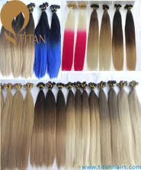 pre bonded hair china ombre u tip hair extension pre bonded hair extensions china