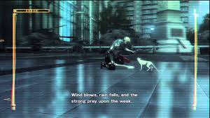 Metal Gear Rising Memes - metal gear rising revengeance r 03 mile high monsoon speech