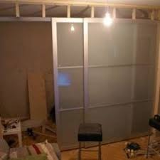 Ikea Room Divider Appealing Bookcase And Curtains For Room Dividers Ideas Frosted