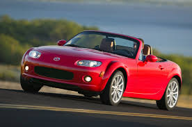 2007 mazda miata reviews and rating motor trend