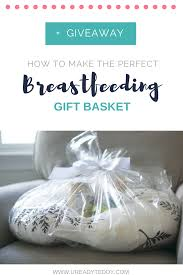 Gifts For New Moms by Breastfeeding Gift Basket For New Moms Creative Gift Wrapping