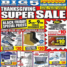 target black friday bonus big 5 sporting goods black friday 2016 ad blackfriday com