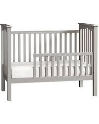 Convertible Crib Guard Rail New Shopping Special Kendall Crib Guardrail Conversion Kit Gray