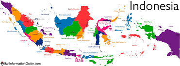 bali indonesia map where is bali indonesia detailed maps of the island of region