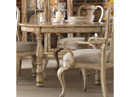 hooker dining room table hooker furniture wakefield round leg dining table with expandable