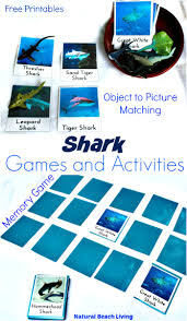 the ultimate shark week crafts and activities for kids natural