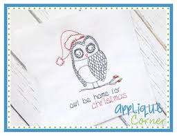 applique corner applique design sketch owl be home for