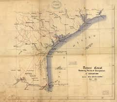 Map Of Areas To Avoid In New Orleans by Civil War The Handbook Of Texas Online Texas State Historical