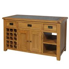 kitchen island oak rivoli oak kitchen island