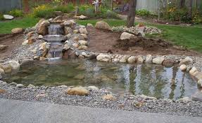 how to build a waterfall 2 u2022 ponds water gardens waterfalls and