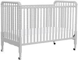 davinci jenny lind 3 in 1 convertible crib fog grey babies