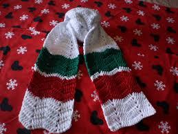bufandas mis tejidos tejer en navidad manualidades navidenas bufanda bufandas tejidas a crochet de navidad buscar con google