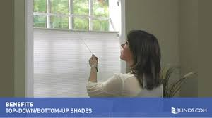 the benefits of top down bottom up window shades u0026raquo