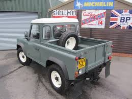 range rover defender pickup land rover defender 90 pickup for sale uk rollingbulb com