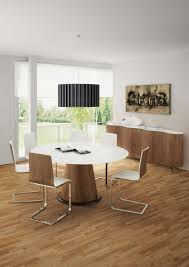 Modern Round Dining Table by Palio Modern Dining Table