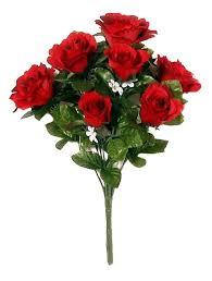 Artificial Flower Bouquets Artificial Wedding Flowers Ebay