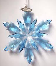 swarovski snowflake ornament ebay