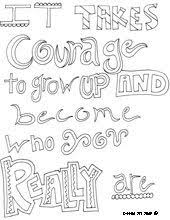 63 coloring quotes images color quotes
