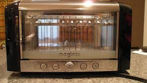 See Theough Toaster Review The See Through Vision Toaster By Magimix Unfinished Man