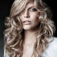 thin long permed hair different types of perms with pictures