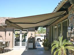 Side Awnings Elite Heavy Duty Retractable Patio Awning