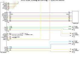 95 gmc radio wiring gmc yukon radio wiring diagram wiring diagrams