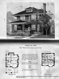four square floor plan mesmerizing prairie foursquare house plans images best ideas