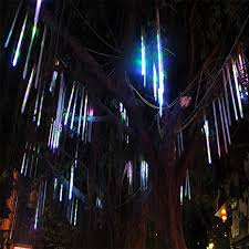 Meteor Shower Lights Top 10 Best Cascading Christmas Lights For 2017 Dewhitehome