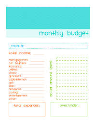 Create Budget Spreadsheet simple budget template printable join the conversation cancel