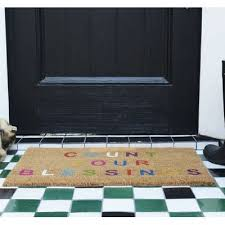 Bonjour Doormat Novogratz By Momeni Aloha Blessings Doormat U0026 Reviews Wayfair