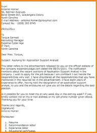 Application Letter For Applying As Applying For A Letter 3 There Are Two Types Of Application