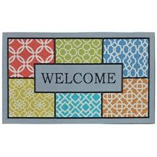 Welcome Mat Wipe Your Paws Mohawk Doorscapes Mat Wipe Your Paws Door Mat 1 U00276x2 U00276 Free