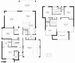 narrow house plan two storey house plans for narrow blocks best of narrow house