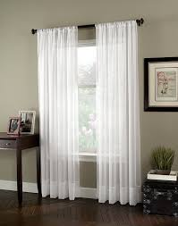 Sheer Off White Curtains Unique Curtains Curtains Living Room Bedroom Curtains Ikea
