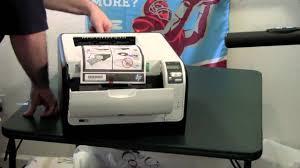 hp laserjet pro cp1525nw printer youtube