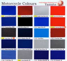 bmw motorcycle paint color chart pictures to pin on pinterest
