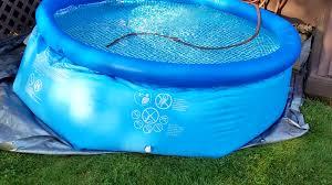 Plastic Swimming Pools At Walmart Amazon Com Intex Easy Set 8 Foot By 30 Inch Round Pool Set Patio