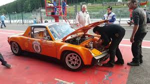 old porsche 914 summer classic 2017 spa francorchamps porsche 914 6 team