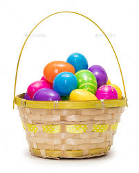 easter basket easter basket stock photo by mblach photodune