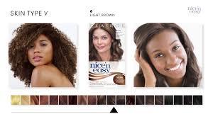 skin type 5 best hair color for dark brown skin tones youtube