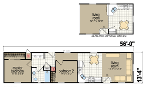 Townhouse Floorplans by Manufactured Homes Floor Plans Redman Homes