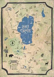 Tahoe Map Tahoe Trail Guide Overview U2013 Tahoe Trail Guide