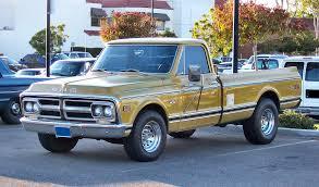 Classic Chevy Gmc Trucks - file 1972 gmc sierra custom camper jpg wikimedia commons