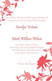 wedding invitations u2013 kathryn church