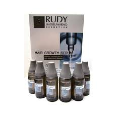 Serum Rudy rudy hadisuwarno hair growth serum for hair loss 6 x 9 ml