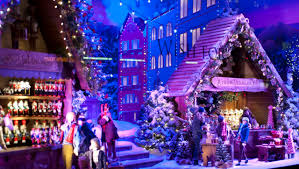 Christmas Window Decorations In Nyc by Store Holiday Window Displays 2012 A Tour Of The Most Amazing