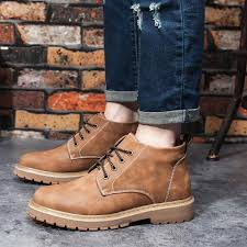 quality s boots s boots high quality winter boots plus size work leather shoes