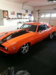 pro touring 1969 camaro for sale 1969 camaro pro touring prostreet for sale in
