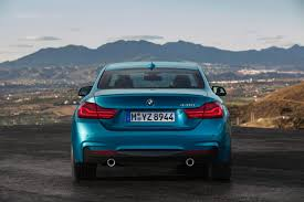 what is bmw 4 series premiere 2017 bmw 4 series facelift