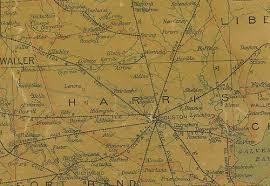 map houston harris county brunner